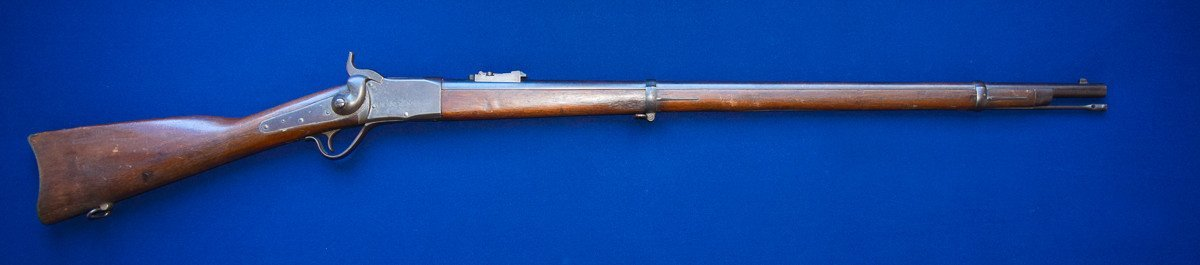 Peabody Rifle 43 Spanish by Providence Tool Co.