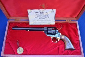 Colt SAA 125th Anniversary 2nd Gen 45